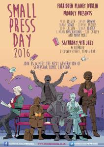 Small Press Day Dublin