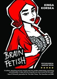 Brain Fetish Cover