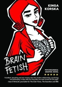 Brain Fetish Cover
