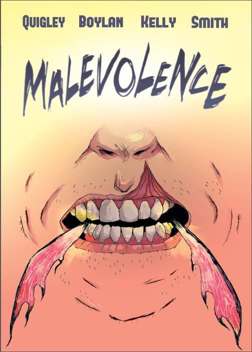 Malevolence Cover