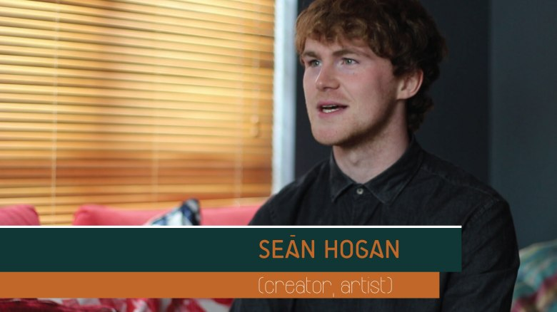 Seán Hogan Interview