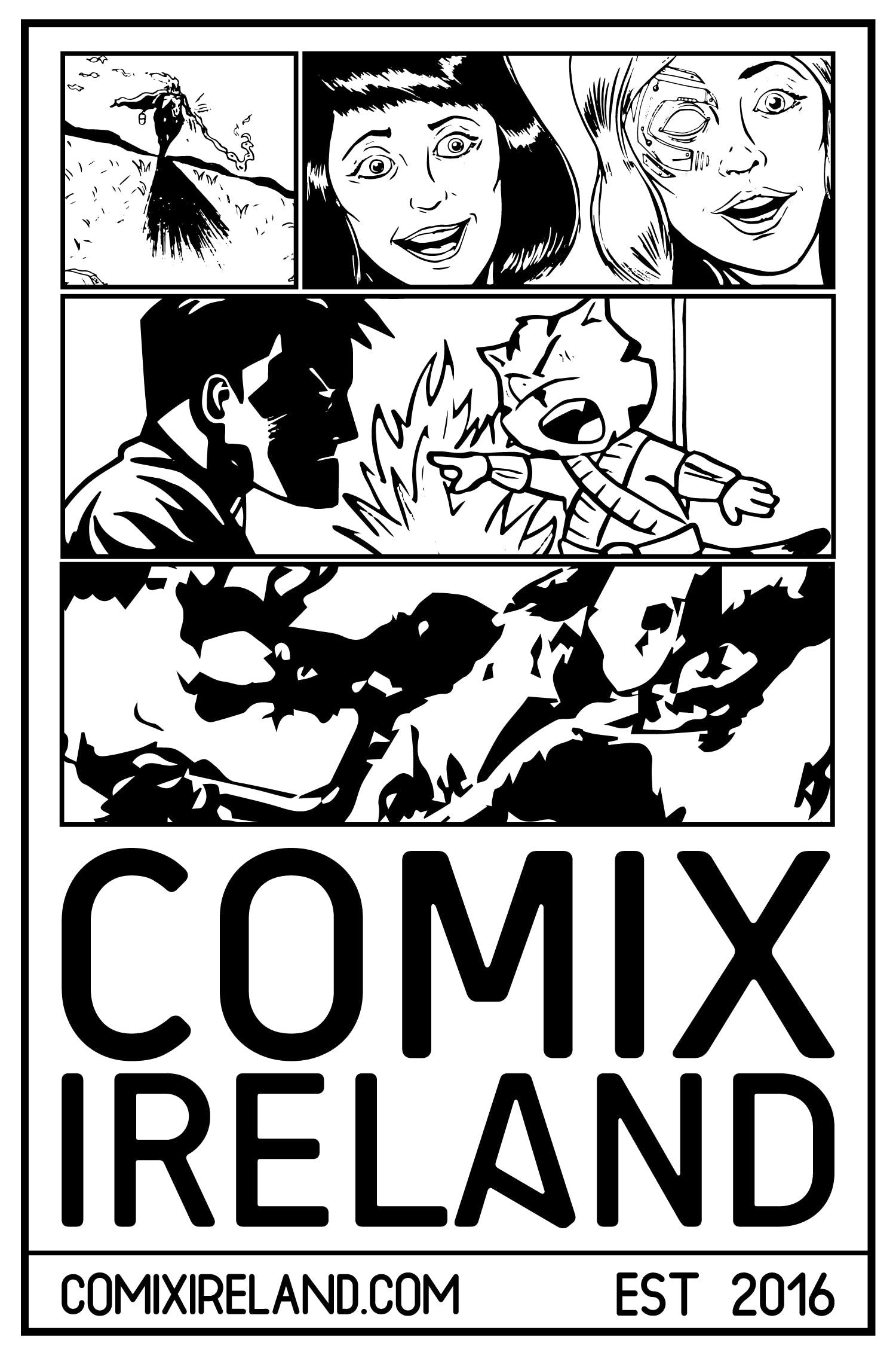 Comix Ireland